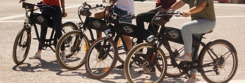 Alquiler de bicicleta eléctrica en Lisboa
