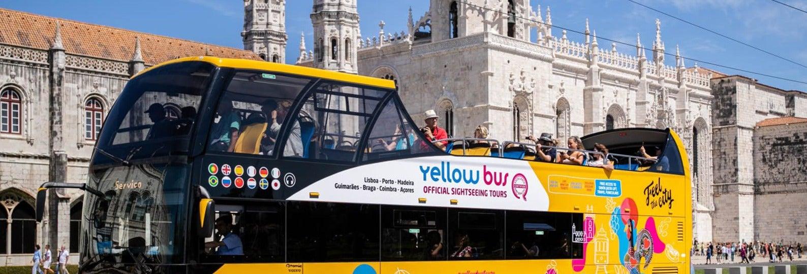 Ônibus turístico de Lisboa