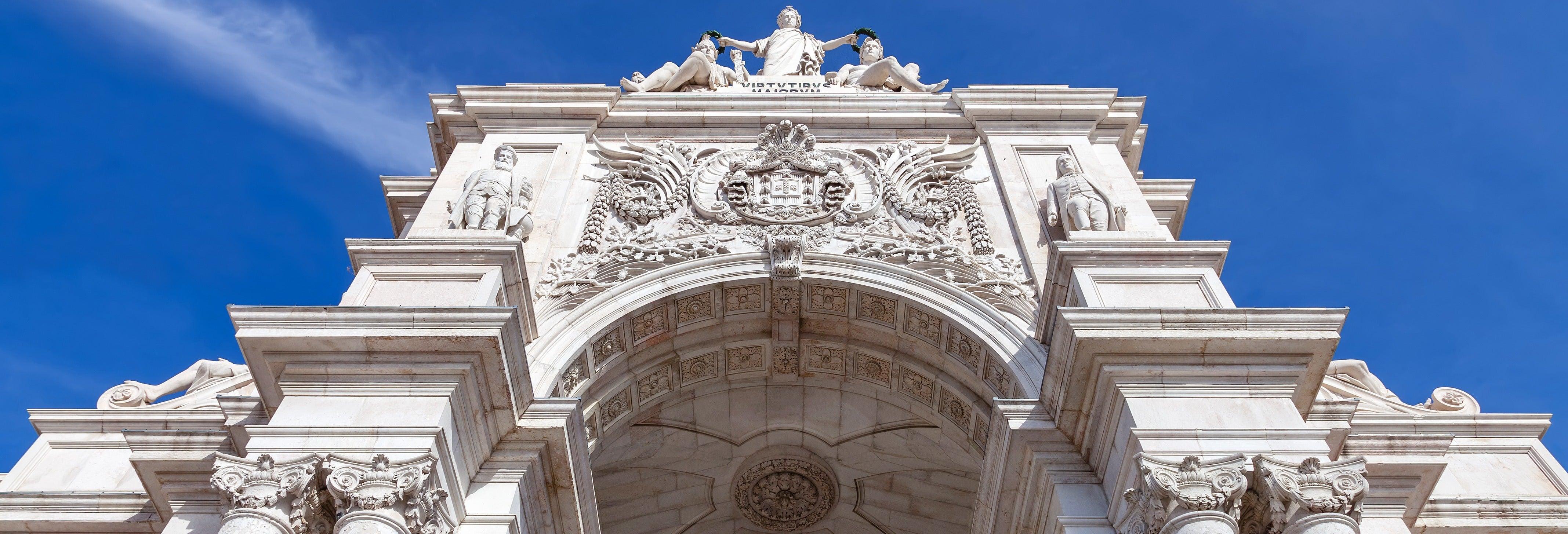 Billet pour l'Arc de Triomphe de la rue Augusta