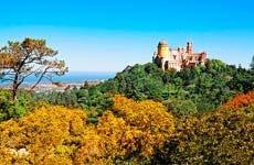 Escursione a Sintra e Parco Naturale in 4x4