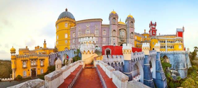 Excursión a Sintra, Palacio de Pena y Palacio de Monserrate
