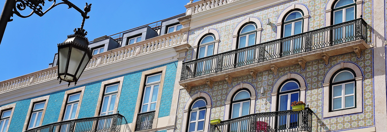 Free tour dei quartieri Baixa e Chiado