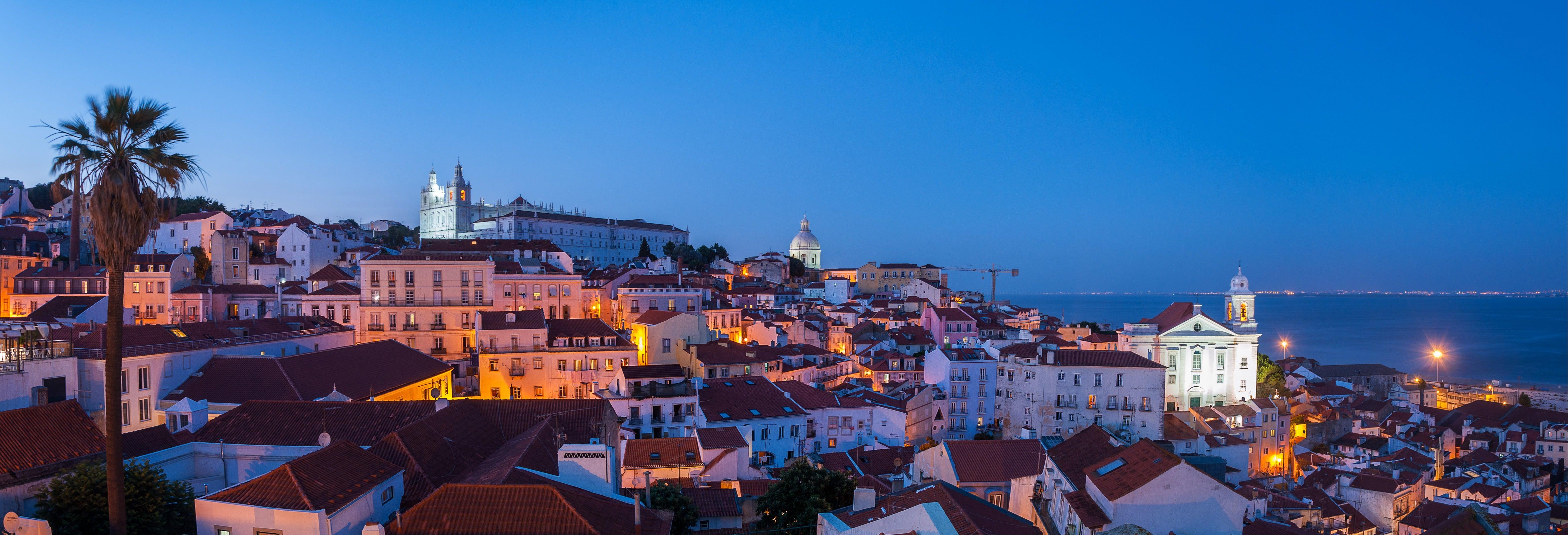Free tour nocturno por Lisboa