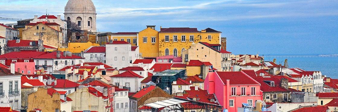 O tempo em Lisboa