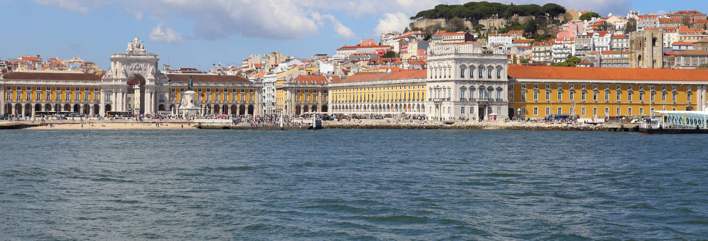 Traditional Boat Trip in Lisbon