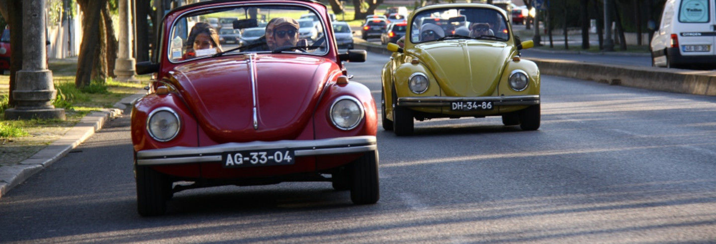 Tour di Lisbona in Beetle