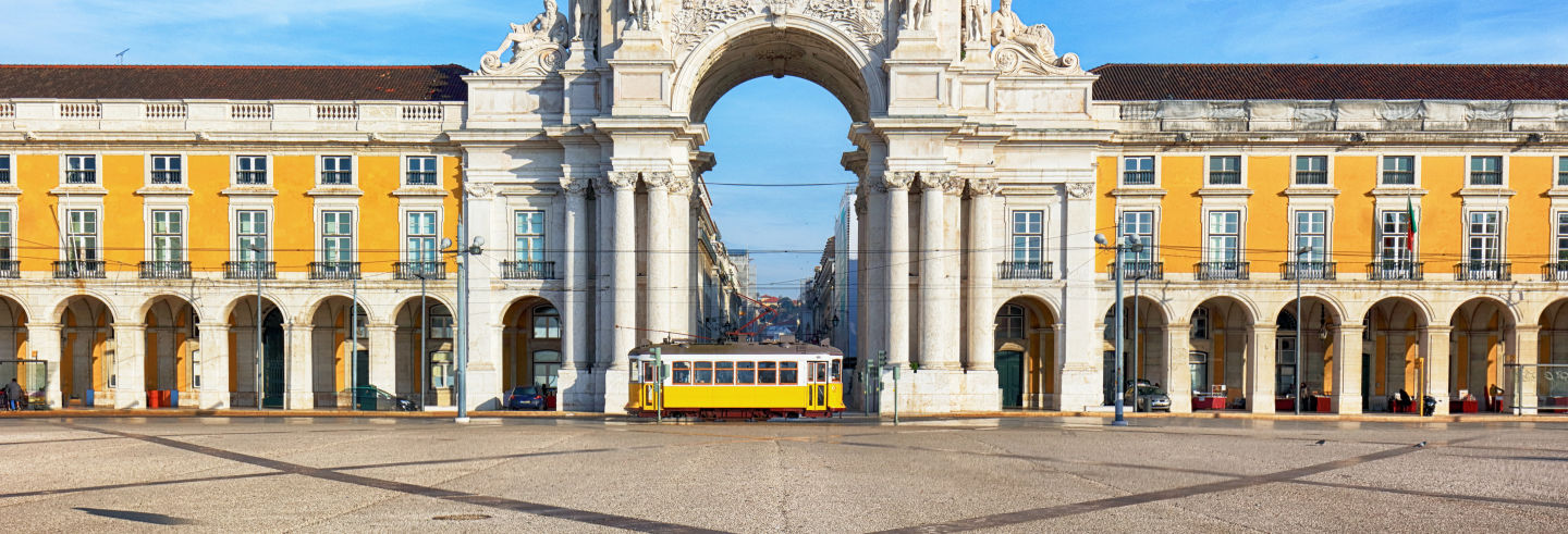 ¿Escala en Lisboa? Tour desde el aeropuerto