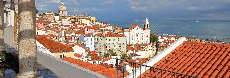 Tour por los miradores de Lisboa + Paseo en tuk tuk