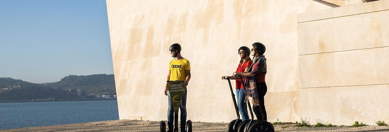 Segway Tour of Lisbon