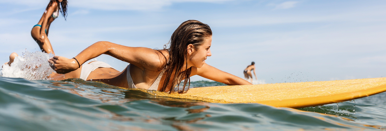 Curso de surfe na Lourinhã