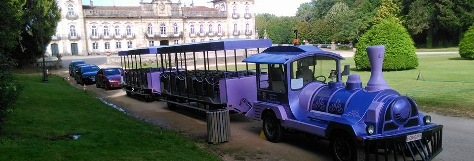 Tour por Monçao + Tren turístico
