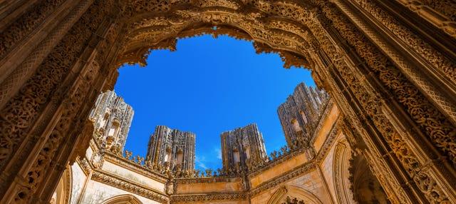 Excursión a Batalha, Alcobaça y Convento de Cristo