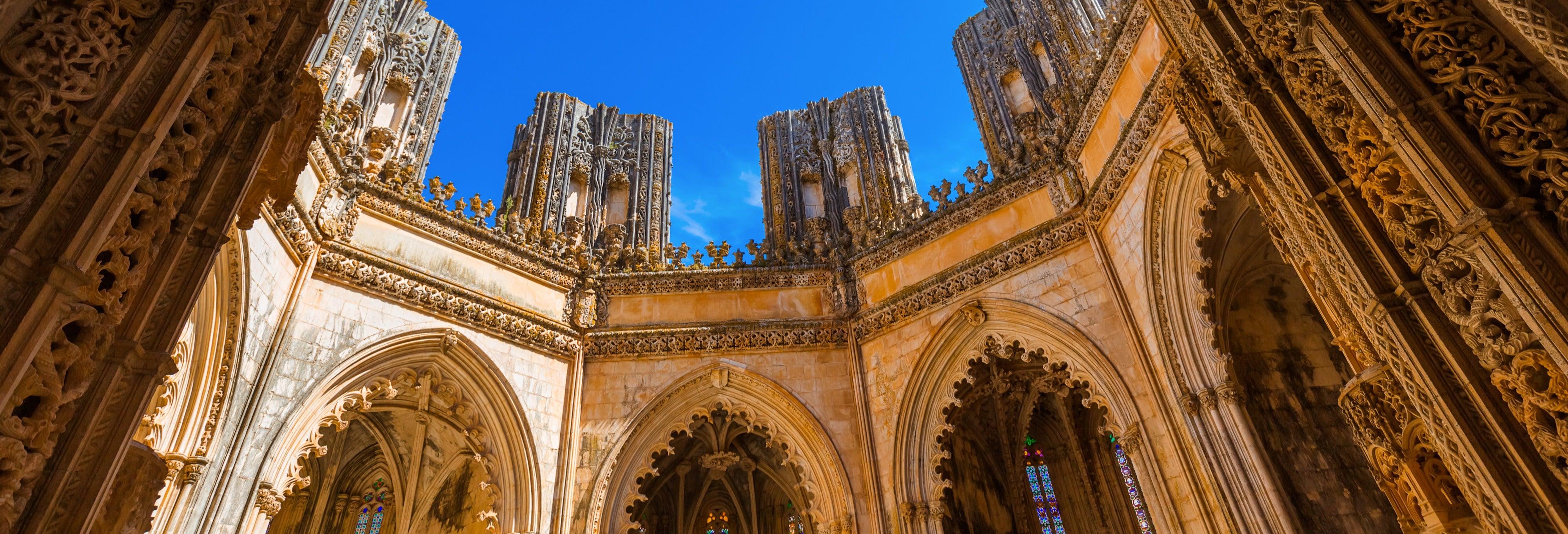 Escursione a Batalha, Alcobaça e Convento di Cristo