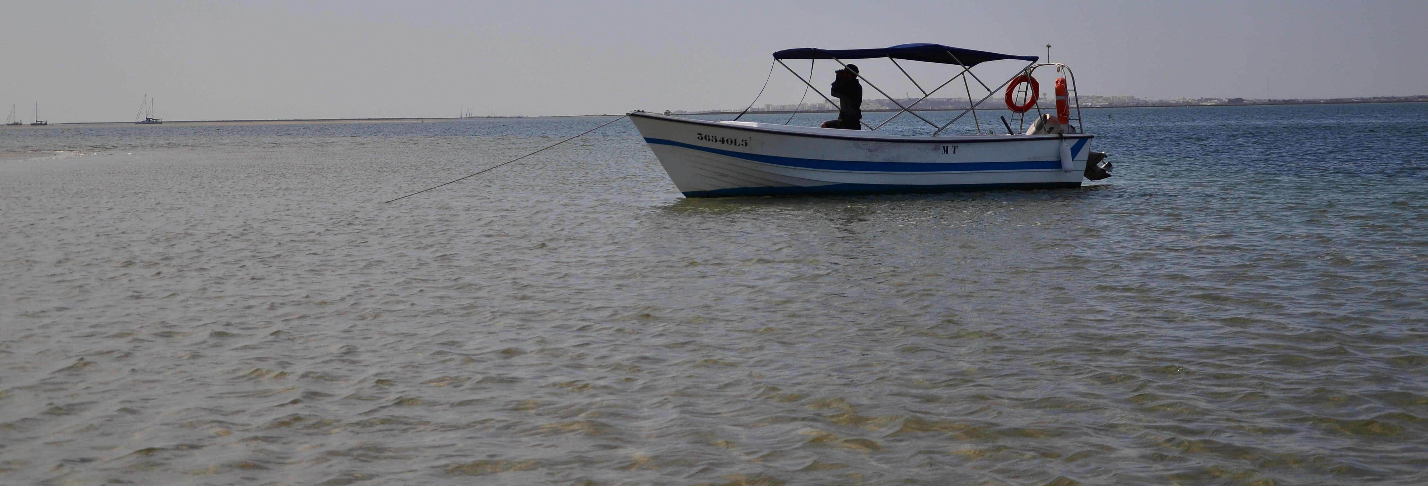 Tour pelas ilhas da Ria Formosa + Snorkel