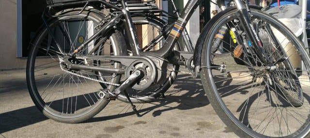Noleggio di bici elettriche a Porto