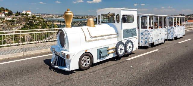 Visita a la bodega Real Companhia Velha + Tren turístico