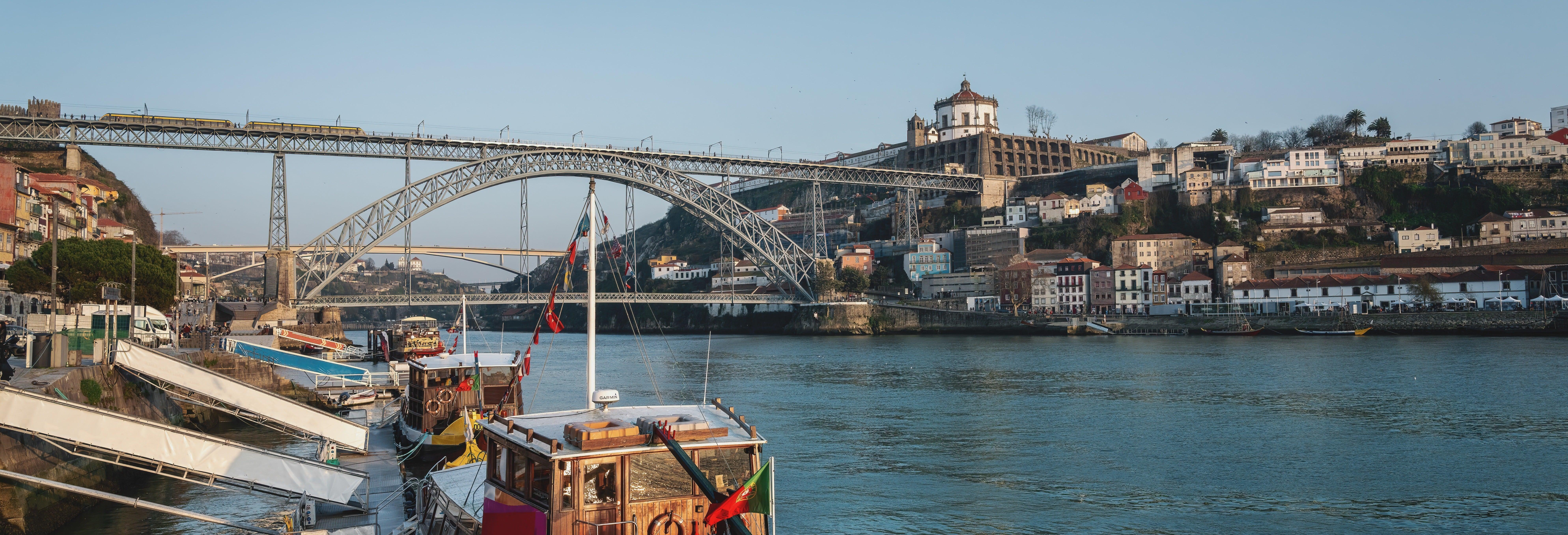 Crucero de los seis puentes desde Vila Nova de Gaia
