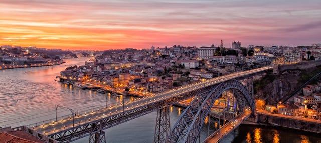 Crociera dei sei ponti di Porto