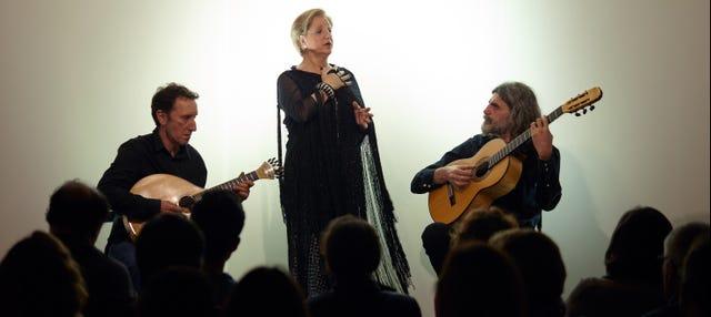 Spettacolo di fado alla Casa da Guitarra