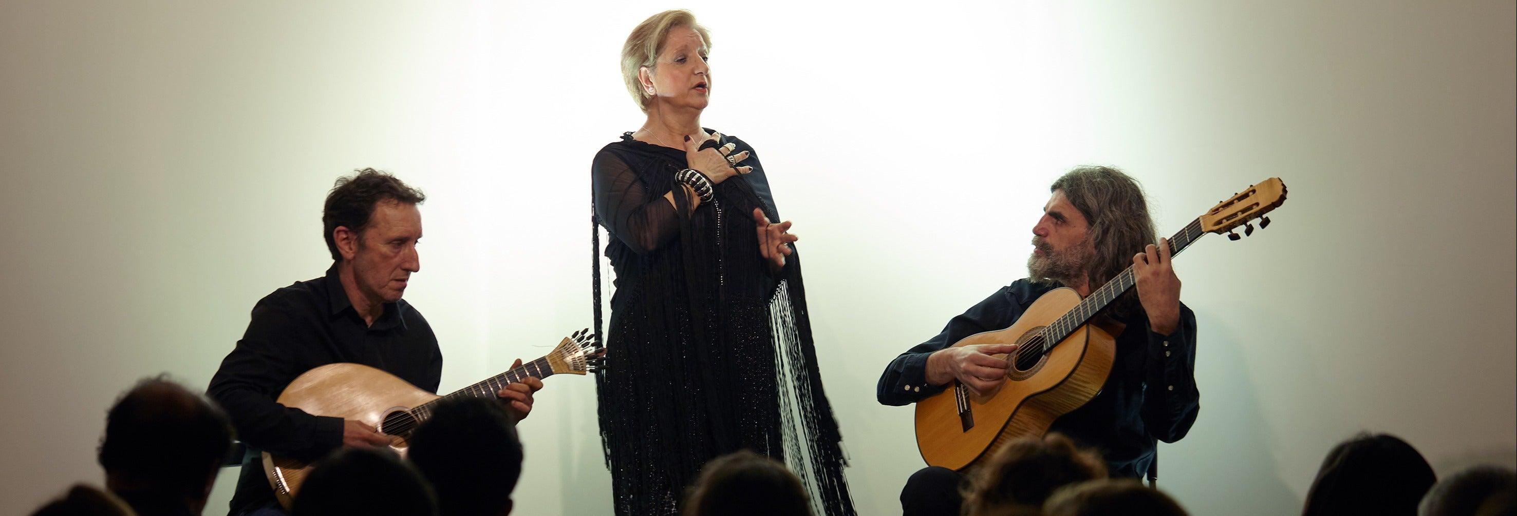 Spectacle de fado à la Casa da Guitarra