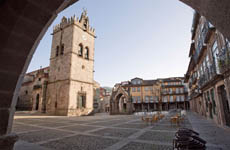 Excursão a Guimarães e Braga