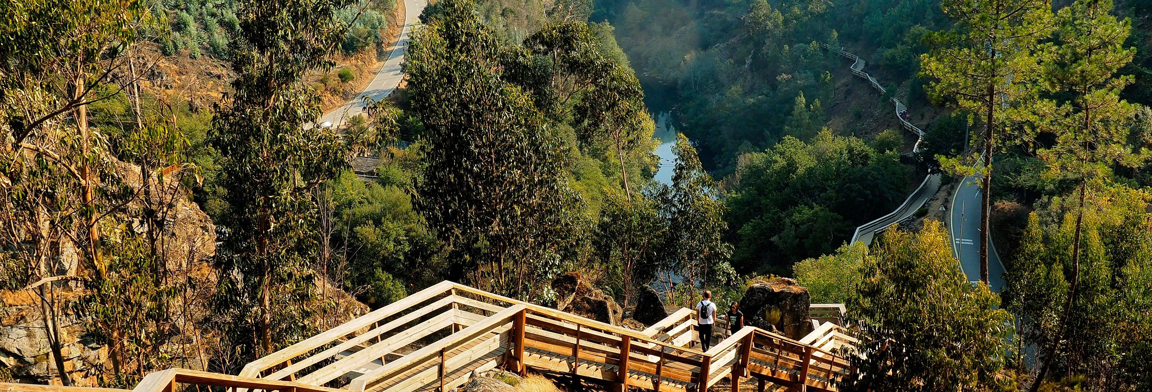 Excursão aos Passadiços do Paiva + Ponte 516 Arouca