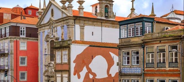 Free tour del arte urbano por Oporto ¡Gratis!