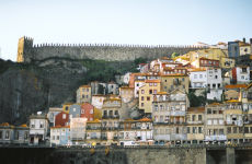 Free tour por las murallas de Oporto