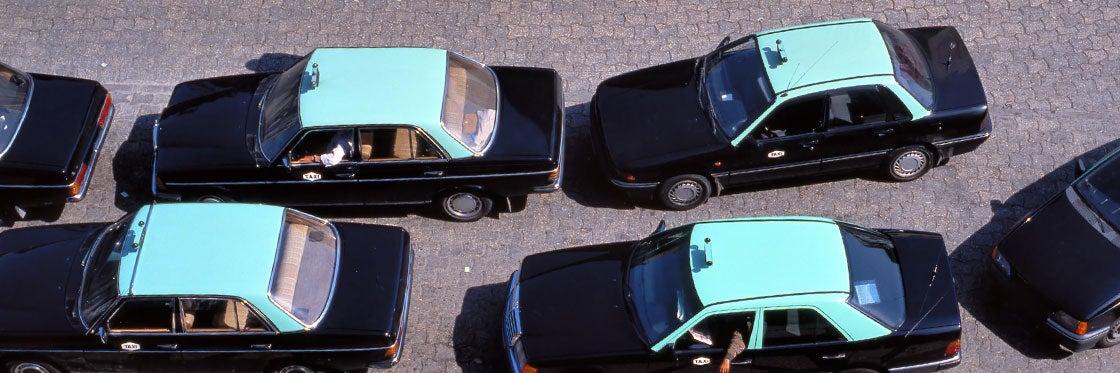 Taxis in Porto
