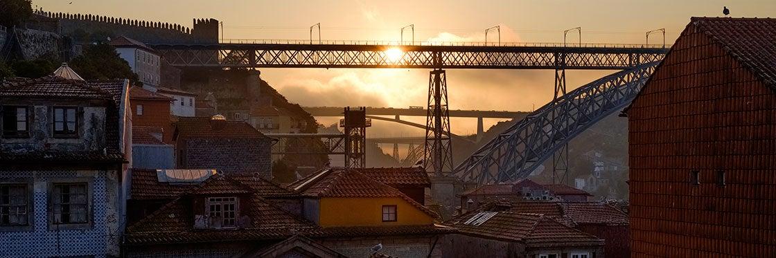 Transporte en Oporto