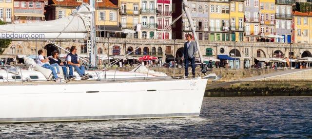 Paseo en velero por Oporto