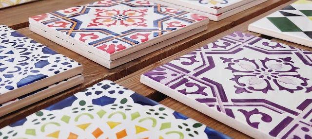 Laboratorio di azulejos