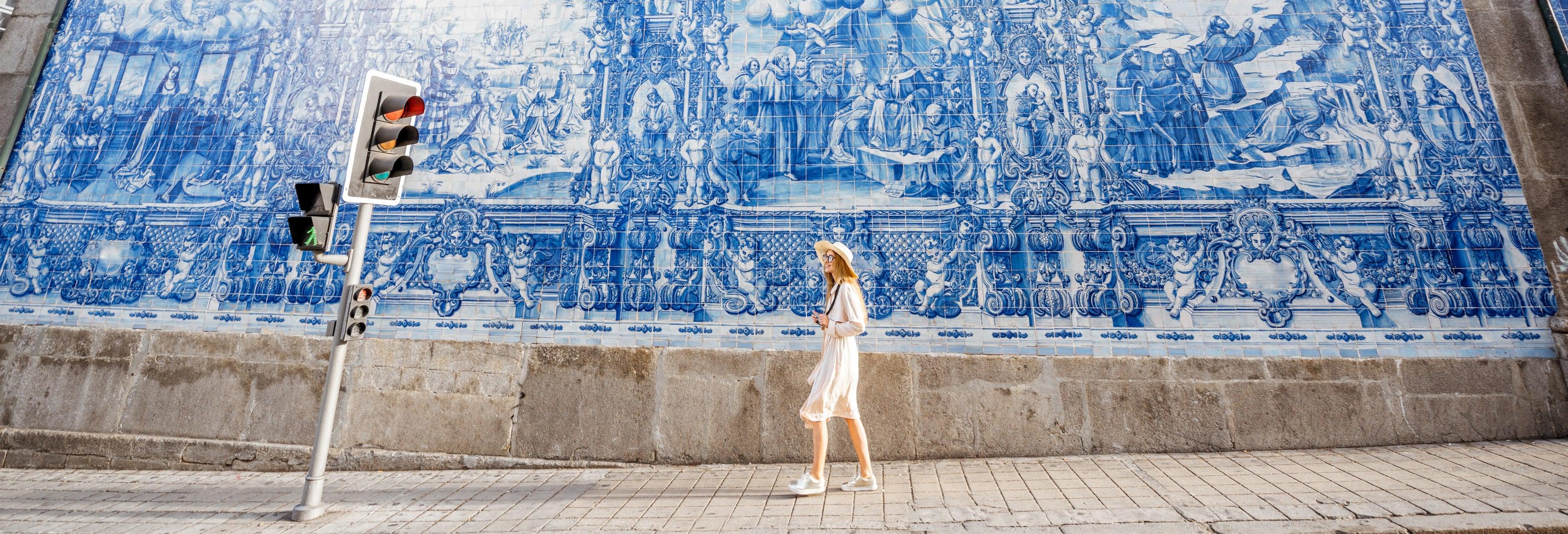 Tour de los azulejos de Oporto
