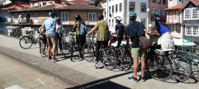 Tour di Porto in bici