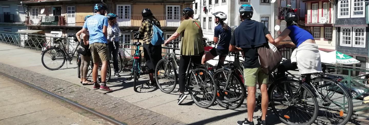 Tour di Porto in bici