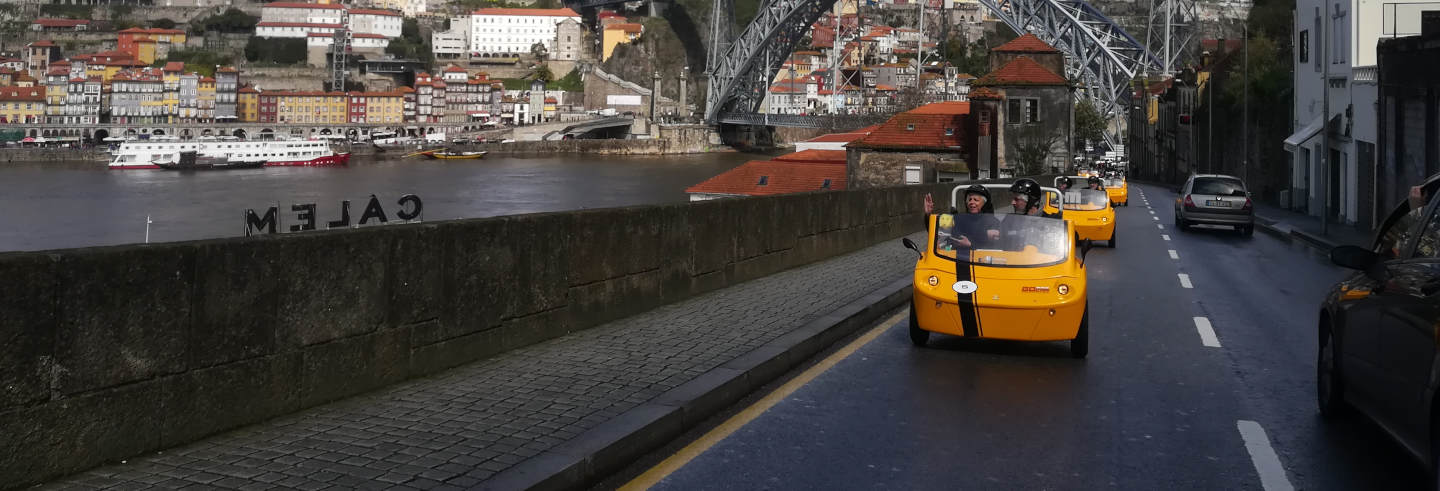 Porto Electric GoCar Tour