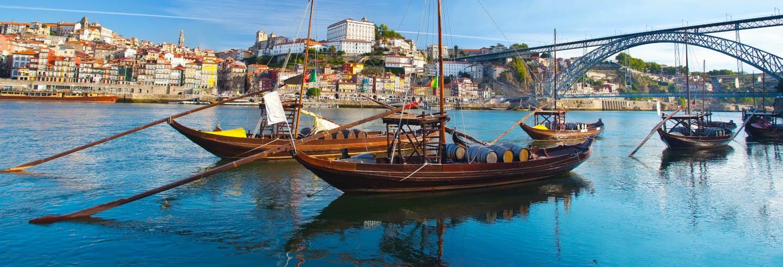 Tour di Ribeira a Porto