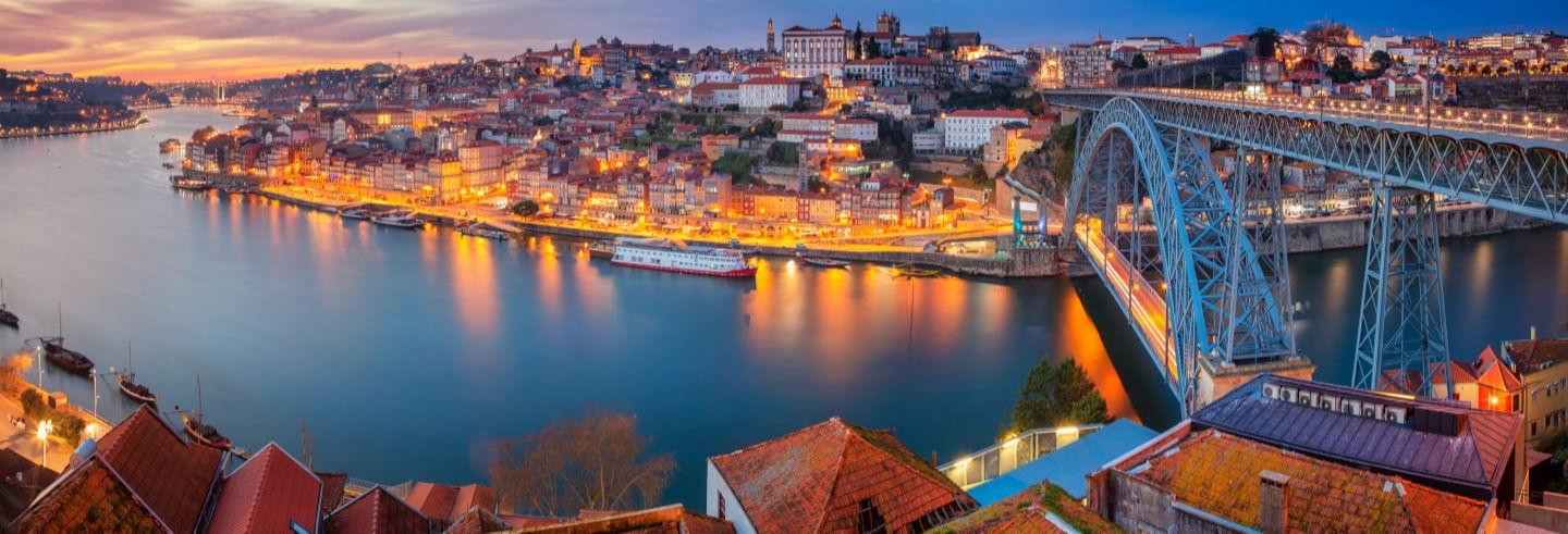 Tour nocturno por Oporto