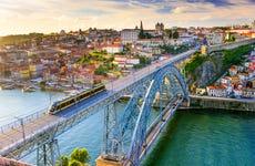 Tour do Porto completo com ingressos