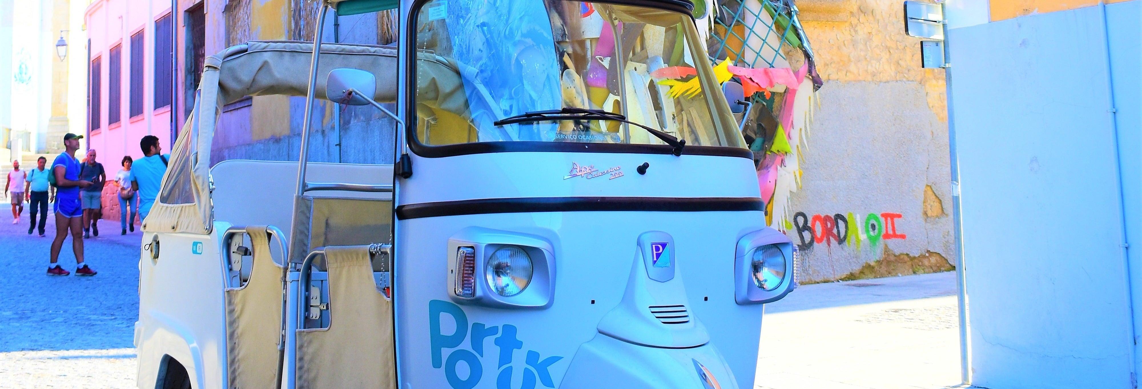 Tour di Porto in tuk tuk