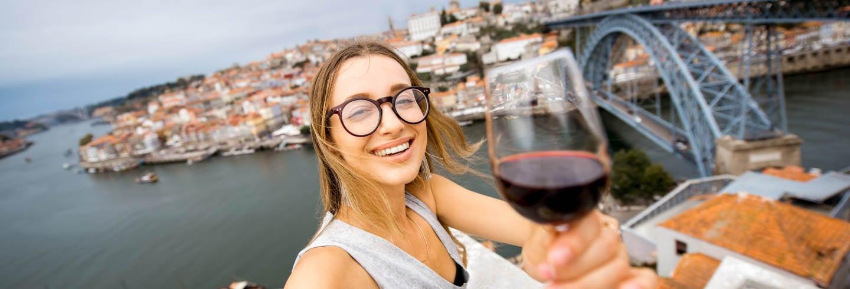 Tour de vinos en la bodega Sandeman