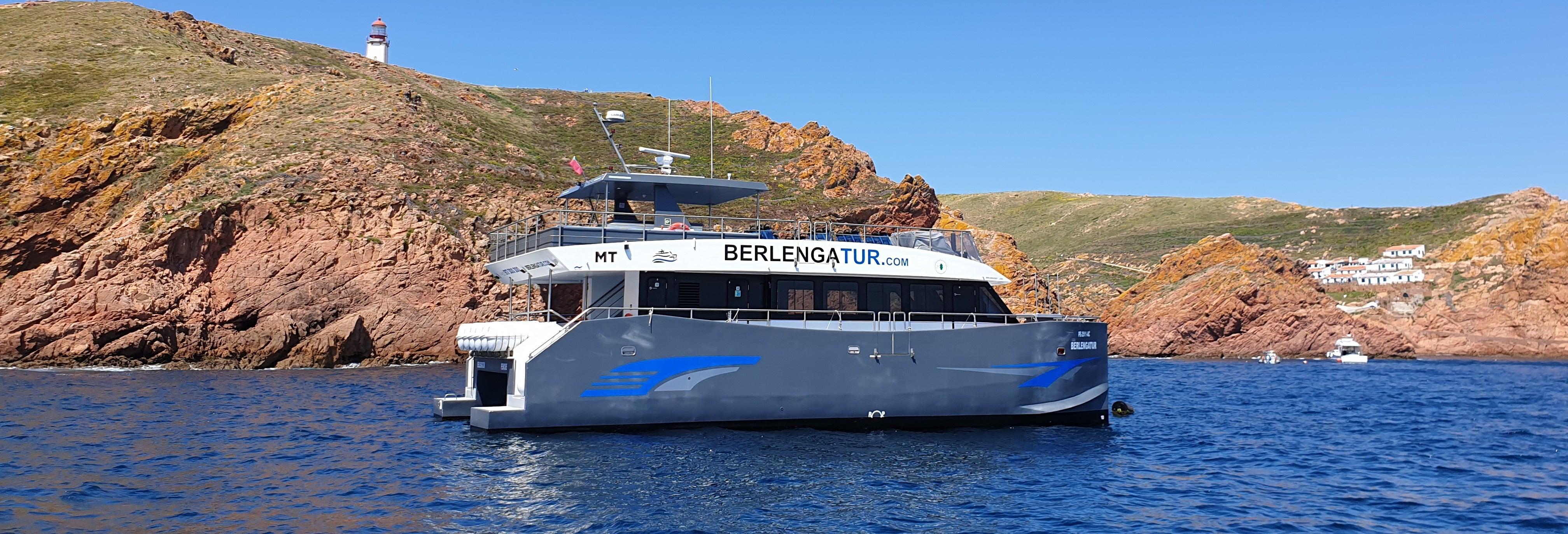 Ferry pour Berlenga Grande