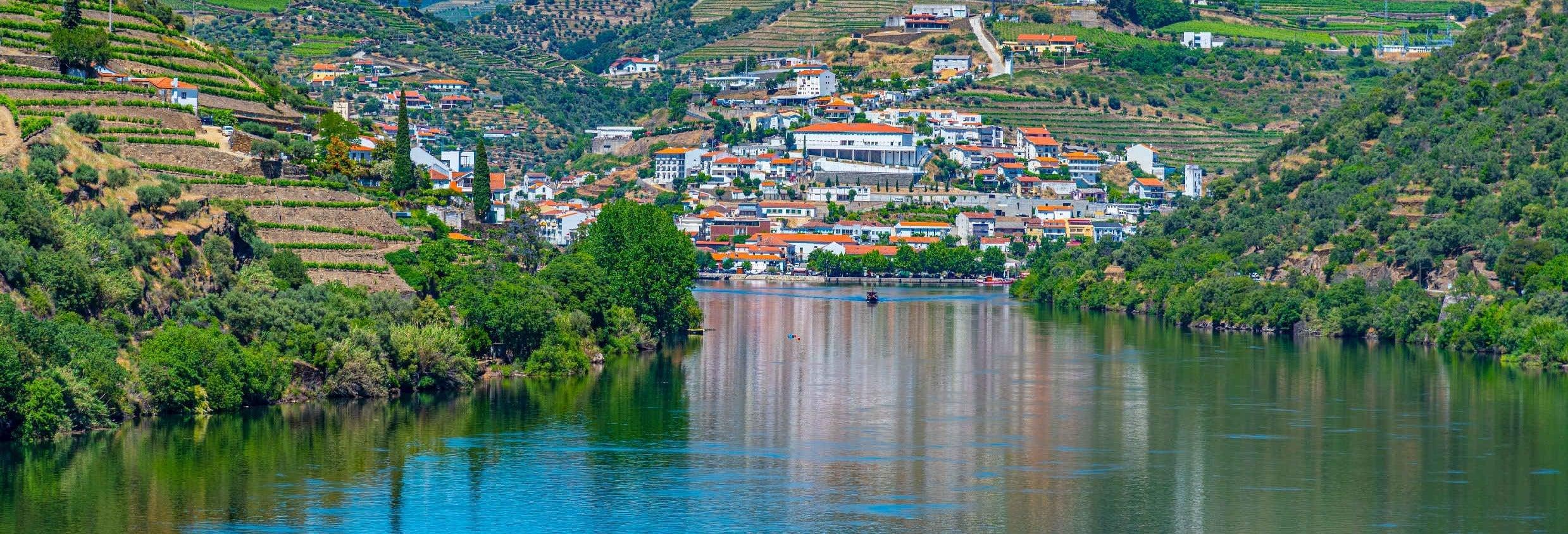 Passeio de barco privado pelo rio Douro