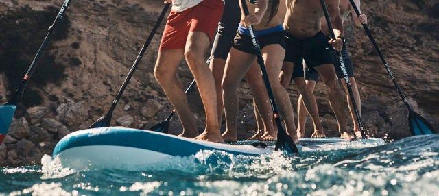 Tour en paddle surf por el río Limia