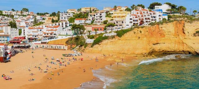 Tour por Carvoeiro, Benagil y Ferragudo + Cata de vinos