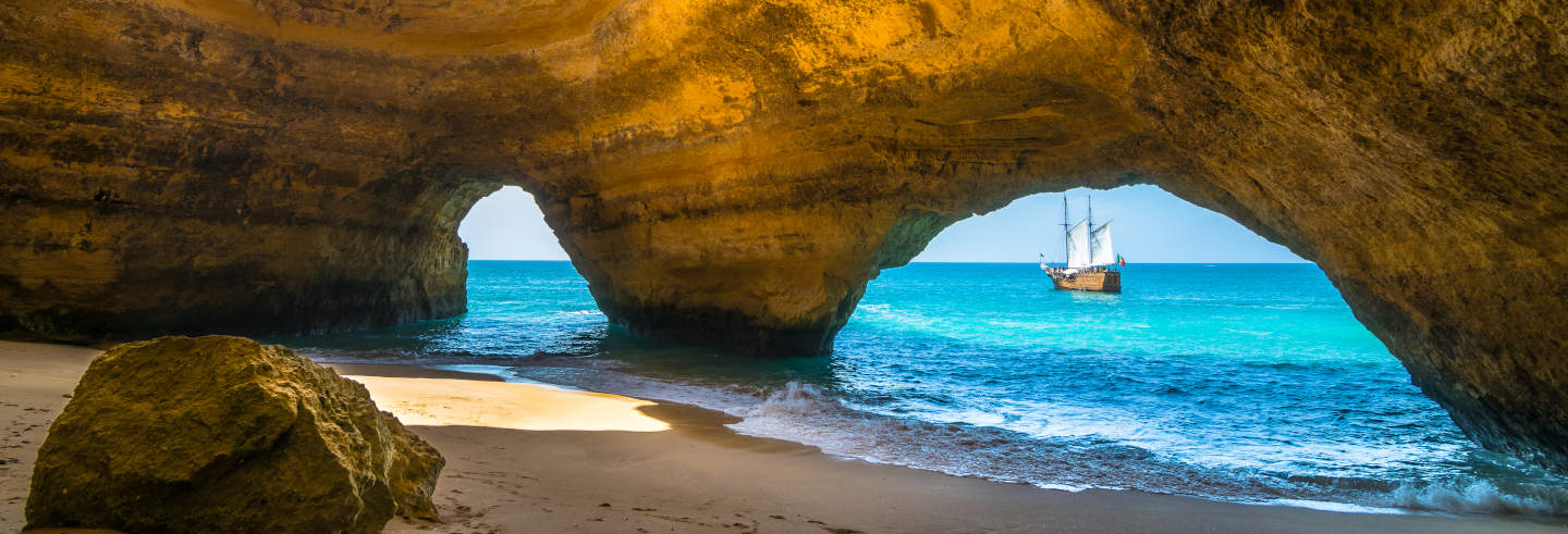 Paseo en barco por las cuevas de Benagil + Snorkel