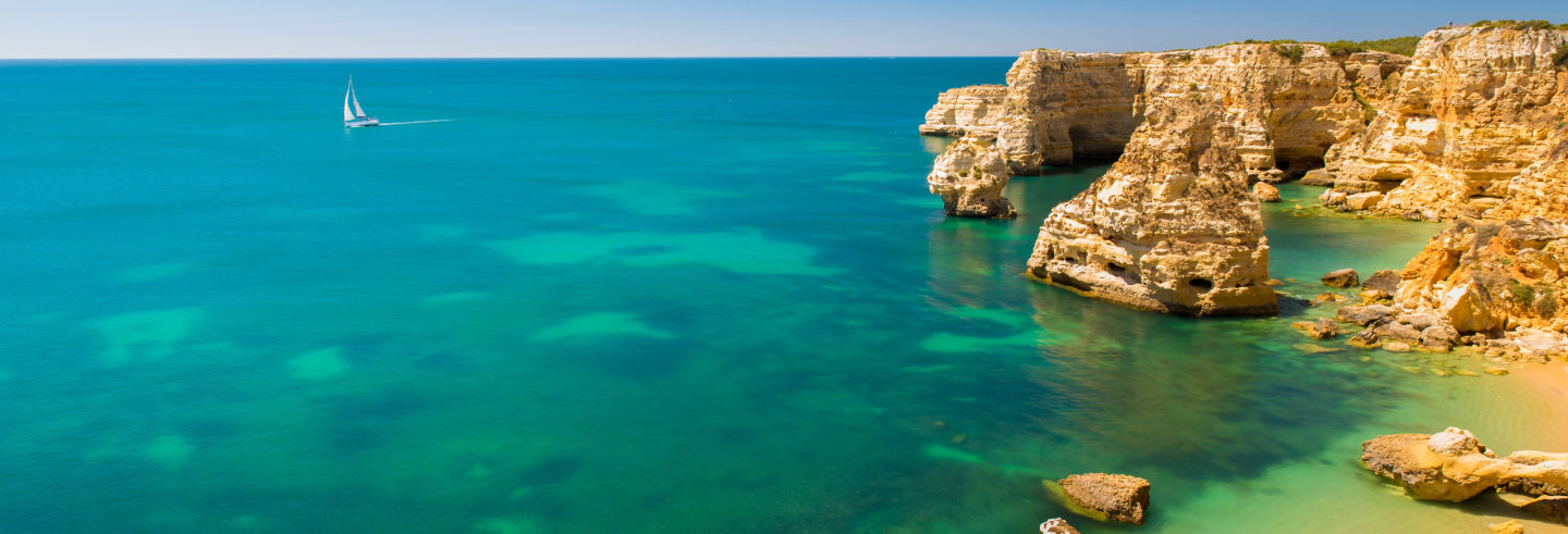 Siete Valles Colgantes + Paseo en barco por Benagil