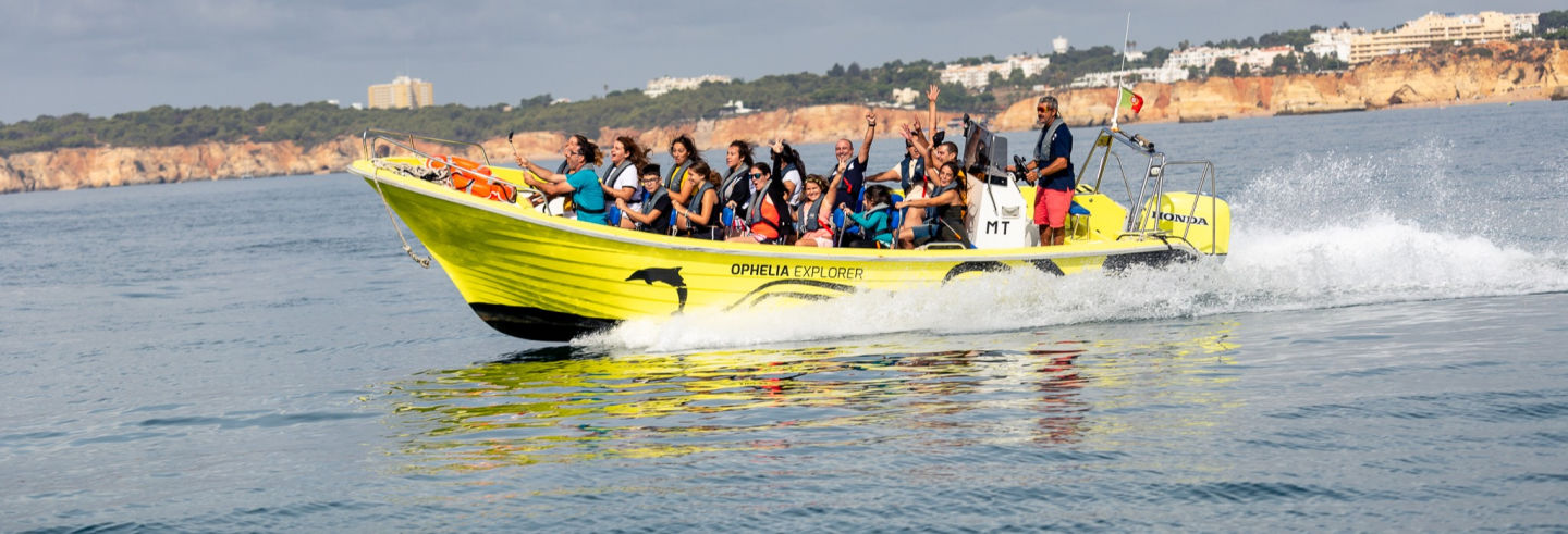 Tour en 4x4 + Paseo en barco por el río Arade