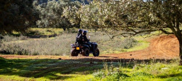 Tour en quad por el Algarve