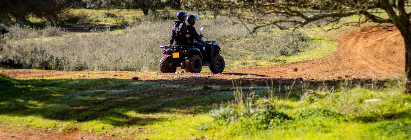 Tour dell'Algarve in quad